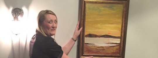 David Lloyd Cardiff to display Paintings in Lounge