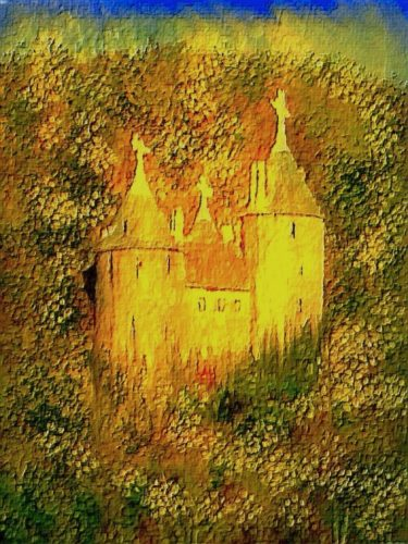 Castell Coch SOLD