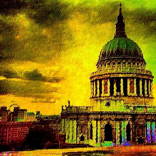 Memories of St Paul's LEP £395