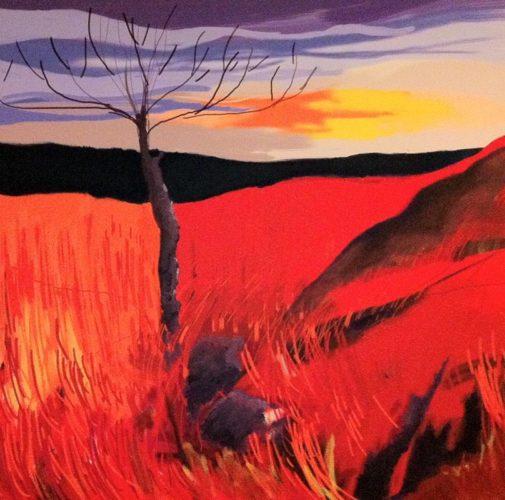 Outback Sunrise – LEP £345
