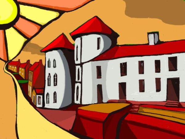 Round Houses of Pontypridd