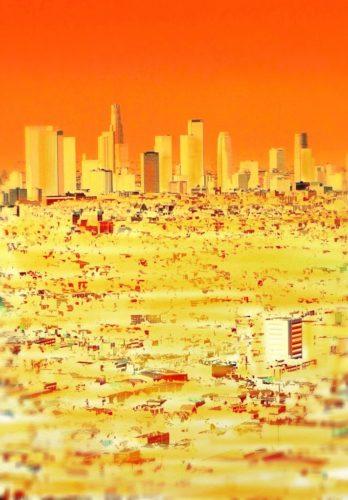 Orange LA in Yellow LEP £375