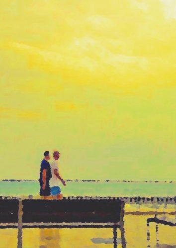 promenade Yellow.
