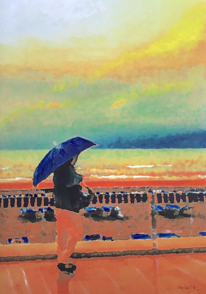 Promenade Blue.