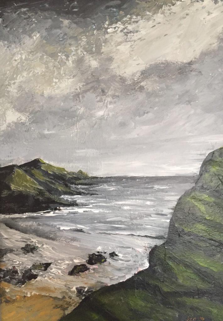 Porthgain Beach