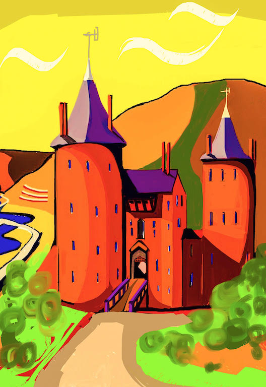 Castell Coch 2